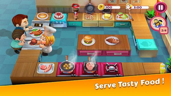 廚師餐廳烹飪 圖3
