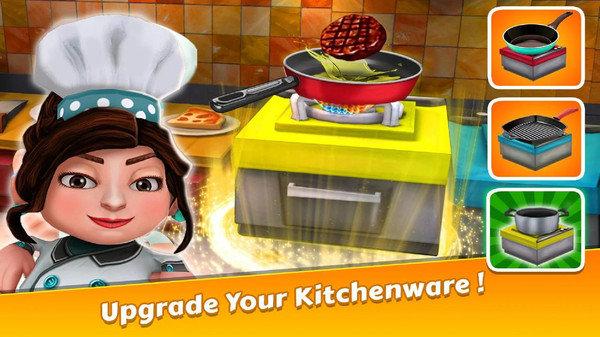 廚師餐廳烹飪 圖2