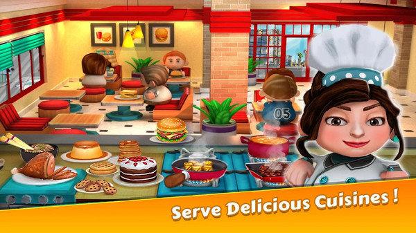 廚師餐廳烹飪 圖5