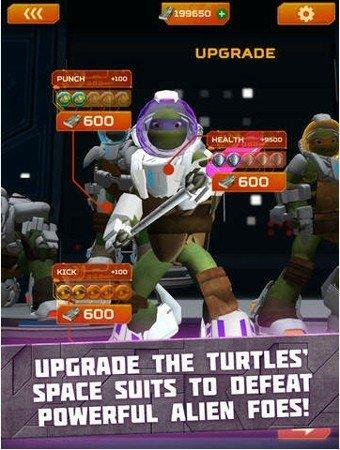TMNT战斗比赛 图5