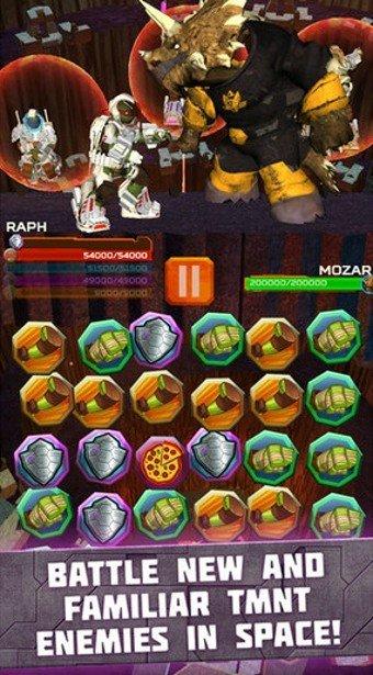 TMNT战斗比赛 图2
