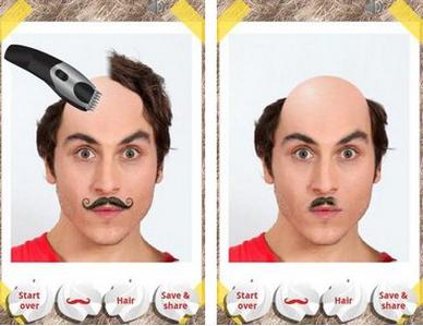 hair clipper 图1